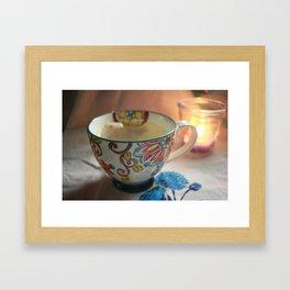 A Cuppa Tea Framed Art Print