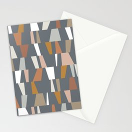 Neutral Geometric 02 Stationery Cards