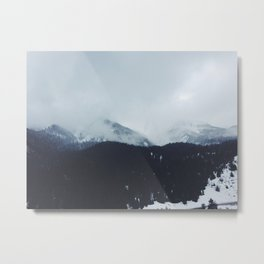 Tibble Fork Reservoir Metal Print