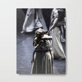 Ballet Metal Print