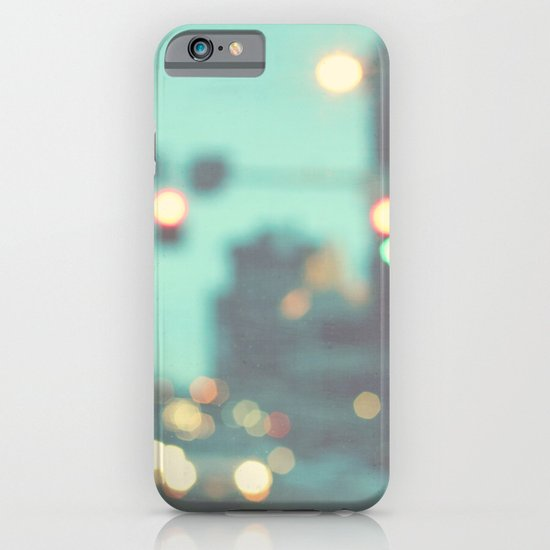 city lights iPhone & iPod Case