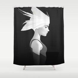 My Light Shower Curtain