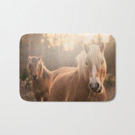 Horses v2 Bath Mat