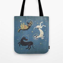 Astropups Tote Bag