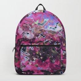Floral Ceiling Backpack