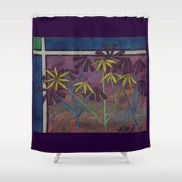 Kokum Flowers #17 Shower Curtain