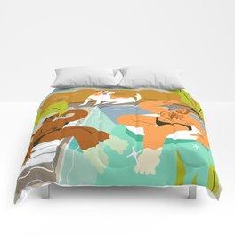 Los Angeles Comforters