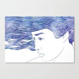 Polynome Canvas Print