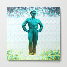general, Eisenhower Metal Print