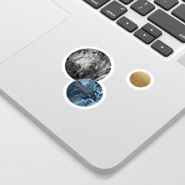 Space II Sticker