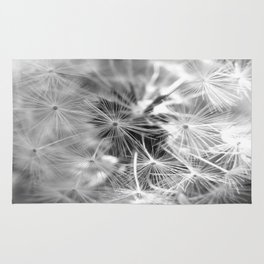 Dandelion Seed Head Rug