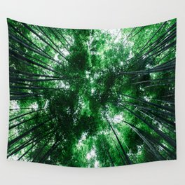 Bamboo Forest, Kyoto, Japan Wall Tapestry