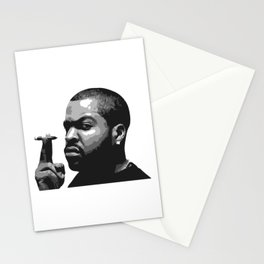 ICE CUBES 2 Stationery Cards