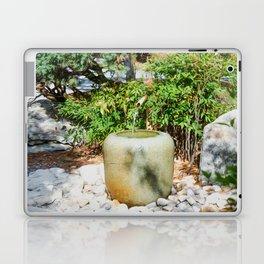 Japanese garden 6 Laptop & iPad Skin
