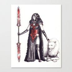 second villain Canvas Print