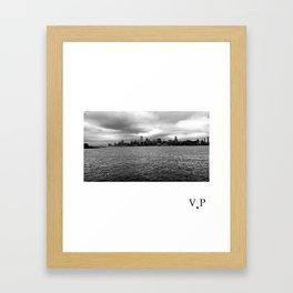 Hudson River Photography Framed Art Print