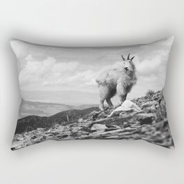 KING OF THE MOUNTAIN Rectangular Pillow