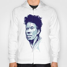 Tom Waits Portrait Hoody