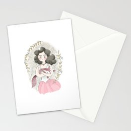 Gone to Earth Stationery Cards