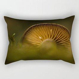 Secrets of the underbrush Rectangular Pillow