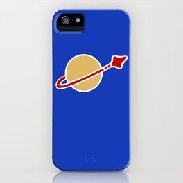 1980s Classic Lego Spaceman iPhone Case