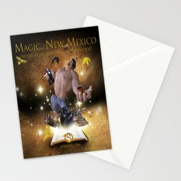 Paranormal: Magic, New Mexico series Stationery Cards