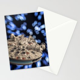 Toy Millenium Falcon Stationery Cards