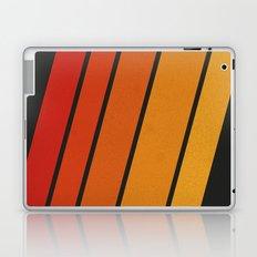 Retro 70s Stripes Laptop & iPad Skin