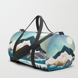 Evening Forest Duffle Bag
