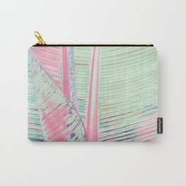 Flamingo and banana Carry-All Pouch