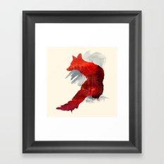 Bad Memories Framed Art Print