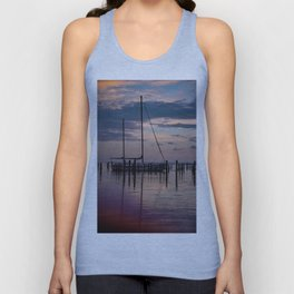 Southern Ghost Ship Unisex Tank Top