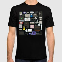 Game square T-shirt
