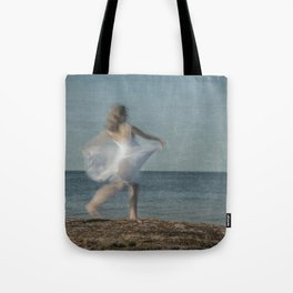 Summer Dance on the Beach Tote Bag