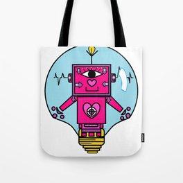 smart robot Tote Bag