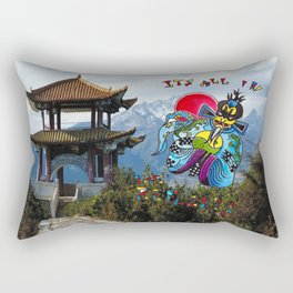 Big Trouble In Little China  Rectangular Pillow