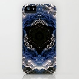 Message from the sea 21 / a wave, a wave,,,,,, iPhone Case