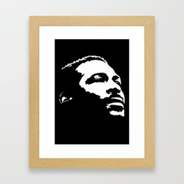 Marvin Framed Art Print