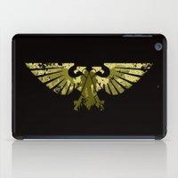 warhammer iPad Cases featuring Astartes on the horizon by HenkusFilijokus