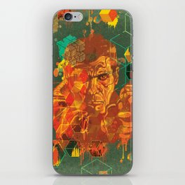 Deckard iPhone Skin
