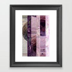 crash_ 06 Framed Art Print