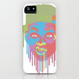 Will Smith Drip iPhone Case