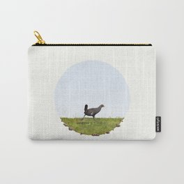 Native Hen (Tribonyx mortierii) Carry-All Pouch
