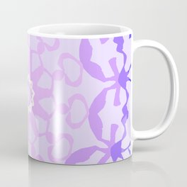 The Amethyst Mandala Coffee Mug