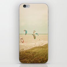 Kitesurf sport iPhone & iPod Skin