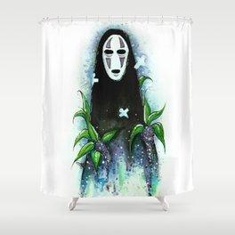 Kaonashi - No Face Shower Curtain