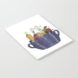 Vegetable Soup Notebook