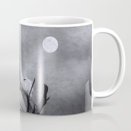 Birds By The Moonlight Coffee Mug