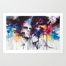 la nostra infinita abnegazione  Art Print