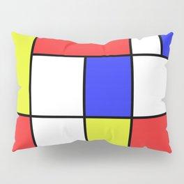 Mondrian #23 Pillow Sham